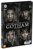 Dvd Gotham - 1 Temporada - Box - 6 Dvds