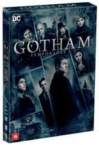 DVD Gotham - 1ª e 2ª Temporada - 12 Discos