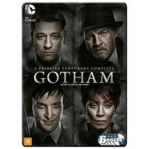 DVD Gotham - 1ª Temporada Completa - 6 Discos