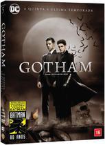 DVD Gotham A Quinta e Última Temporada - 3 Discos