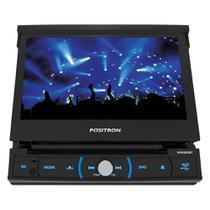 "Dvd Player 7"" Positron Sp6330bt 1Din + Par Ts-1360BR Pioneer"