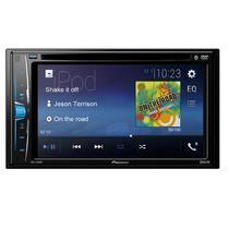 "DVD Player Automotivo Pioneer AVH-A208BT 2-DIN Tela de 6,2"" Bluetooth USB"