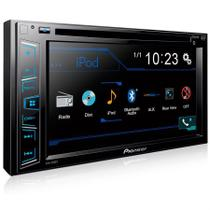 "DVD Player Pioneer AVH-298BT 6,2"" Com MP3 USB AUX Bluetooth"
