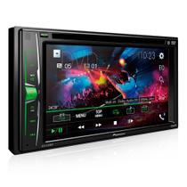 DVD Player Pioneer AVH-A208BT 6.2 Pols. - 2 DIN / Bluetooth / USB / AUX