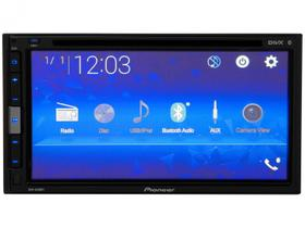 Dvd Player Pioneer Avh-a318bt 2 Din Tela 6.8 Bluetooth Usb