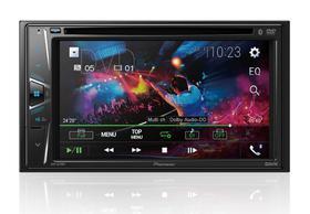 "Dvd Player Pioneer Avh-G218bt 6,2"" 2 Din Usb Bluetooth Aux"