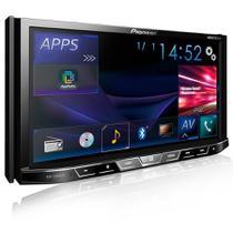 "DVD Player Pioneer AVH-X5880TV 2 Din 7"" TV Digital USB Android Mixtrax Spotify Waze"