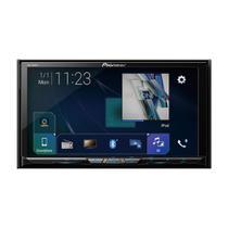 DVD Player Pioneer Bluetooth 2 Din com TV Digital AVHZ9180TV