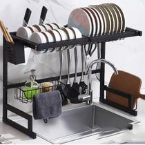 Escorredor De Louças Rack 65 Cm Organizador de Cozinha Suspenso