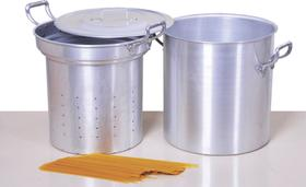 Escorredor de macarrão 2 peças 27,6 litros (1055)