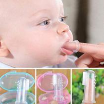 Escova de dedo para bebê