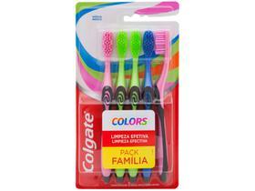 Escova de Dente Colgate Colors 5 Unidades