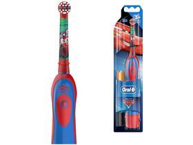 Escova de Dente Infantil Elétrica Oral-B - Disney Pixar Cars