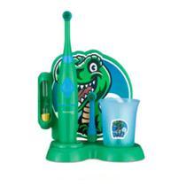 Escova Infantil Fred Dinossauro Hc053