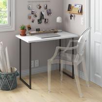 Escrivaninha Mesa de Computador Home Office - Branco