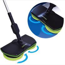 Esfregão Mop elétrico sem fio rotativo escova recarregável