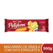 Espaguete Ovos Petybon 500g