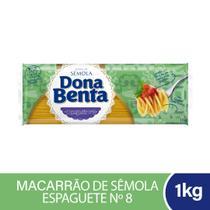 Espaguete Semola Dona Benta 500g