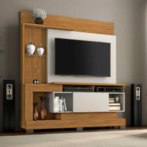 Estante Home para TV até 50 Polegadas 1 Porta 5 Nichos NT 1060 Nótável