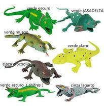 Estica E Puxa Coleção Réptil Lagartos Sortido - Zoop Toys