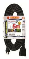 Extensão Elétrica / Cordão Prolongador - Megatron 20a - 5m