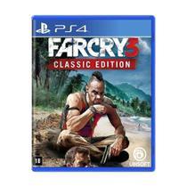 Far Cry 3 Classic Edition - Playstation 4