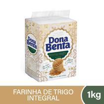 Farinha de Trigo Integral Dona Benta 1kg