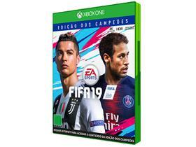 Fifa 19 Edição dos Campeões para Xbox One