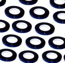 Fita Blue Tape 13 mm por 100 Metros Para Cartuchos Jato de Tinta
