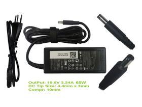Fonte Carregador Para Notebook Dell Inspiron 15 3000 Series 3567 0671