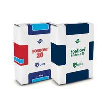 FOSBOVI 20 TQ (510kg) + FOSBOVI PROTEICO 35 (990kg) - Combo com 50 sacos  Tortuga