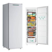 Freezer Consul Vertical Branco Degelo Manual 142L 110V