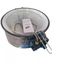 Fritador Elétrico Pasteleiro 7 litros Esmaltado