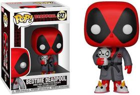 Funko Pop Bedtime Deadpool 327 - Deadpool Parody - Marvel