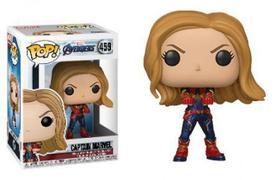 Funko Pop Capitã Marvel 459 - Vingadores Ultimato - Avengers Endgame - Marvel