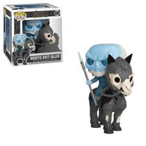 Funko Pop Game of Thrones 60 Mounted White Walker Horse