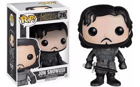 Funko Pop! Game Of Thrones - Castle Black - Jon Snow 26 Original