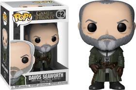 Funko Pop Game Of Thrones Davos Seaworth 62
