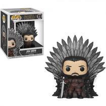 Funko Pop Game Of Thrones - Deluxe Jon Snow 72