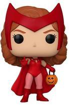 Funko Pop Halloween Wanda 715 - Wandavision - Marvel
