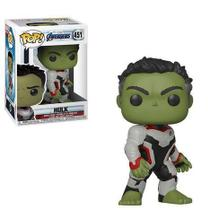 Funko Pop Hulk 451 - Vingadores Ultimato - Avengers Endgame - Marvel