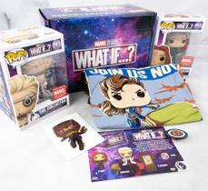 Funko POP Marvel Collector Corps - What If