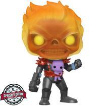 Funko Pop Marvel Cosmic Ghost Rider Special Edition 518