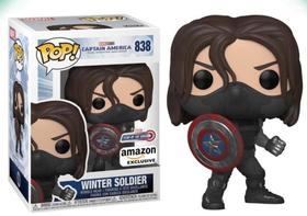 Funko POP Marvel - Winter Soldier