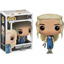Funko Pop Mhysa Daenerys 25 - Vestido Azul - Game Of Thrones