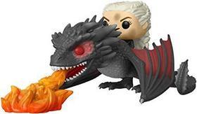 Funko Pop Rides Daenerys on Fiery Drogon 68 - Game of Thrones