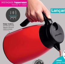 Garrafa térmica tupperware 1litro - Lançamento