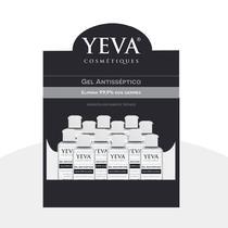 Gel Antisséptico Yeva Caixa Com 12 Und. 55ml