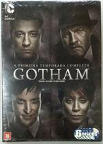 Gotham - 1ª Temporada - Dvd 6 Discos Lacrado Fabrica