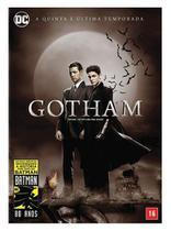 Gotham - a quinta e última temporada